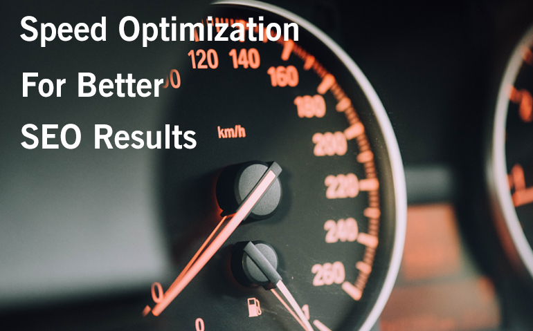 Website speed optimization from SEO consultants Vancouver