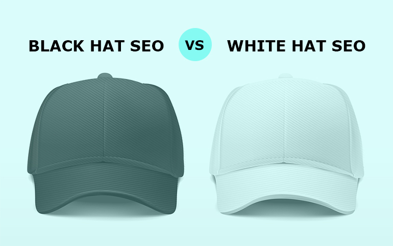 White Hat SEO Service Vs Black Hat SEO Service