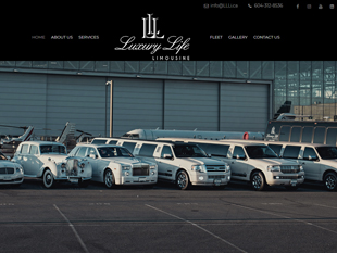 Vancouver SEO Project Luxury Life Limousine